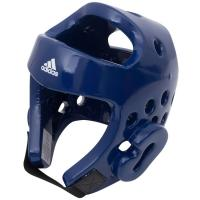 Шлем тхэквондо Adidas Head Guard Dip Foam WT adiTHG01 синий