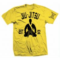 Футболка Tapout Sensai Men's T-Shirt Yellow