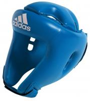 Боксерский шлем Adidas Competition Head Guard adiBH01 синий