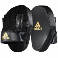 Лапы боксерские Adidas Curved Speed Mesh Coach Mitts
