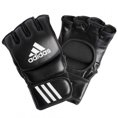 Перчатки MMA Adidas Ultimate Fight adiCSG041 черные