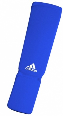 Защита голени (щитки на ноги) Adidas Shin and Step Pad adiBP08 синяя