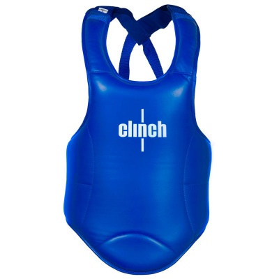 Защита корпуса Clinch Thai Chest Guard C525 синяя